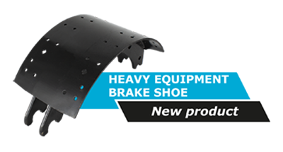 Heavy Equipment Brake Shoe