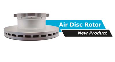 Air Disc Rotors